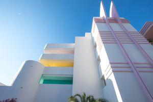Exterior shot - Paradiso Ibiza Art Hotel