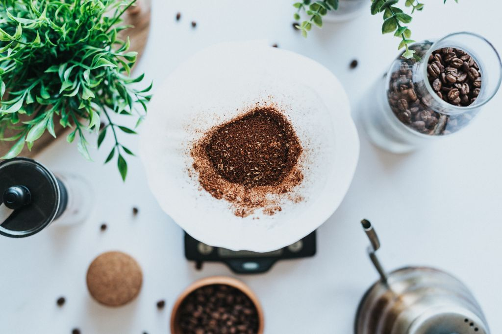 Coffee being brewed - Barista-style home brewing: Making the perfect coffee