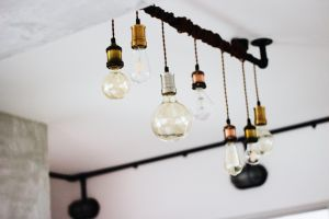 Industrial lighting - Introducing an industrial design to your home interior