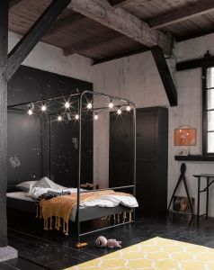 Exposed elements - ndustrial lighting - Introducing an industrial design to your home interior