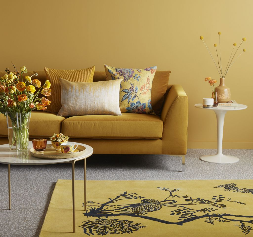 Gen Z yellow - Get interior inspiration with these three décor tips from John Lewis