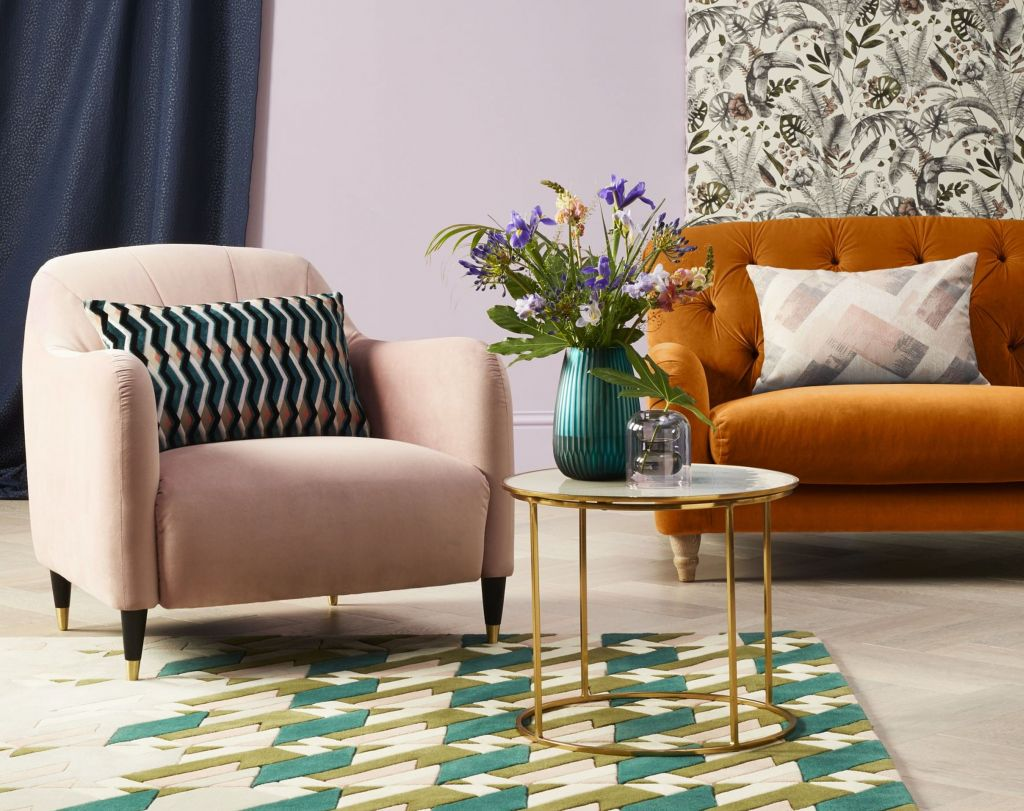 Get interior inspiration with these three décor tips from John Lewis