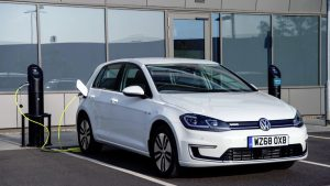 e-Golf - Volkswagen