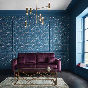 Kabuki feature wall - 2019 interior trends
