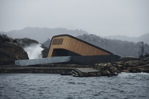 Under, Norway - exterior shot