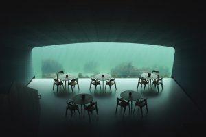 Under, Norway - underwater view
